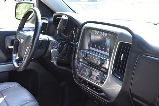 2016 Chevrolet Silverado 1500 Crew Cab 4x4, Pickup #M15338A - photo 28