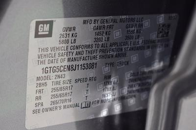 2018 GMC Canyon Crew Cab 4x2, Pickup #M18458A - photo 34