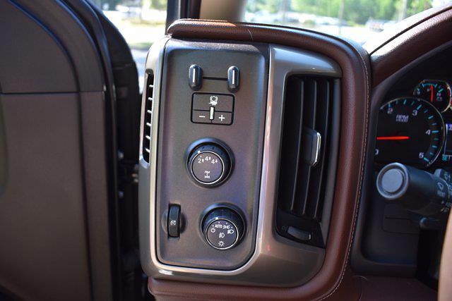 2019 Chevrolet Silverado 3500 Crew Cab 4x4, Pickup #M58920A - photo 16