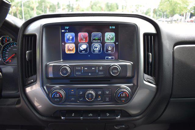 2017 Chevrolet Silverado 1500 Double Cab 4x4, Pickup #M59023C - photo 22