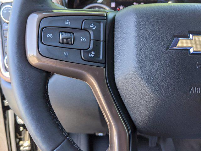 2020 Chevrolet Silverado 1500 Crew Cab 4x4, Pickup #M61327A - photo 21