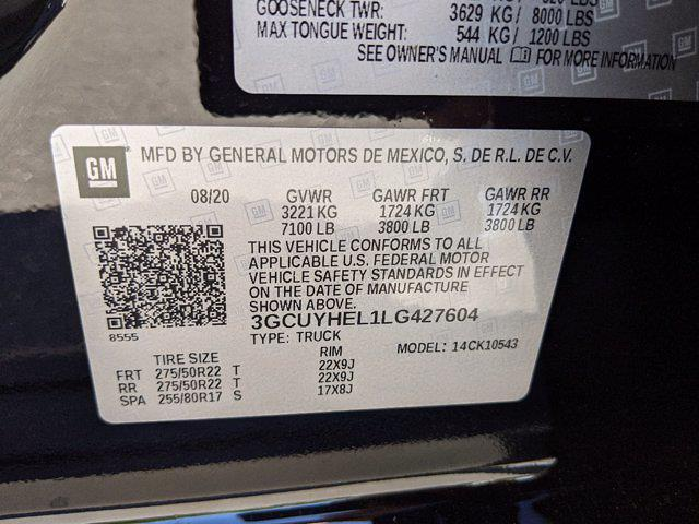 2020 Chevrolet Silverado 1500 Crew Cab 4x4, Pickup #M61327A - photo 45