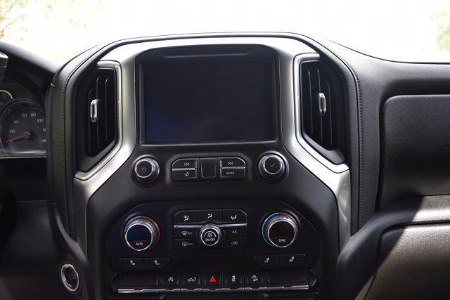 2021 Chevrolet Silverado 1500 Crew Cab 4x4, Pickup #M75111A - photo 20