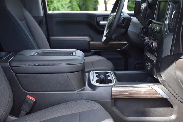 2021 Chevrolet Silverado 1500 Crew Cab 4x4, Pickup #M75111A - photo 27