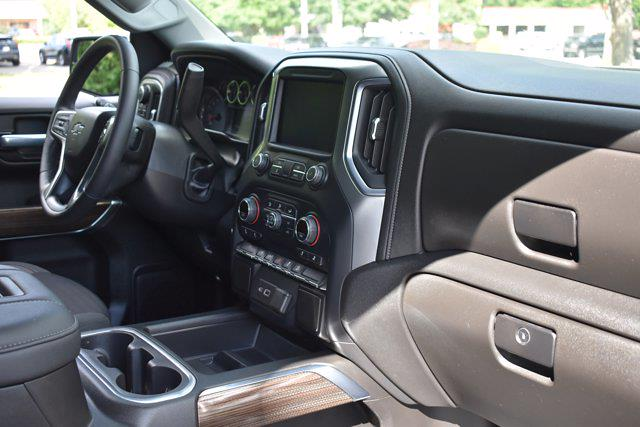2021 Chevrolet Silverado 1500 Crew Cab 4x4, Pickup #M75111A - photo 28