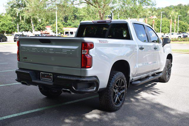2021 Chevrolet Silverado 1500 Crew Cab 4x4, Pickup #M75111A - photo 4
