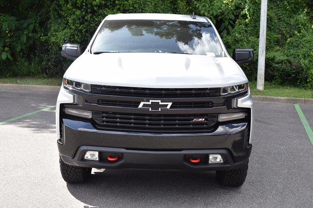 2021 Chevrolet Silverado 1500 Crew Cab 4x4, Pickup #M75111A - photo 8