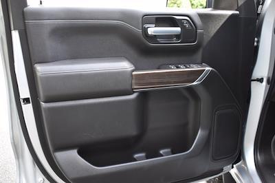 2021 Chevrolet Silverado 1500 Crew Cab 4x4, Pickup #M75111A - photo 11