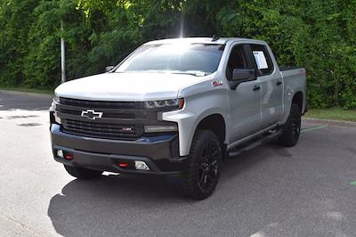 2021 Chevrolet Silverado 1500 Crew Cab 4x4, Pickup #M75111A - photo 7