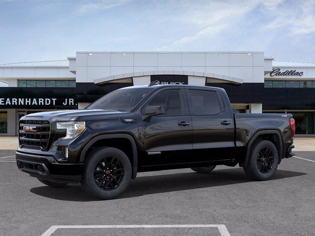 2021 GMC Sierra 1500 Crew Cab 4x4, Pickup #M76929 - photo 3