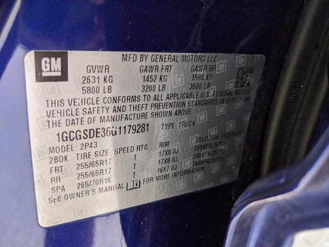 2016 Chevrolet Colorado Crew Cab 4x2, Pickup #M92542A - photo 43