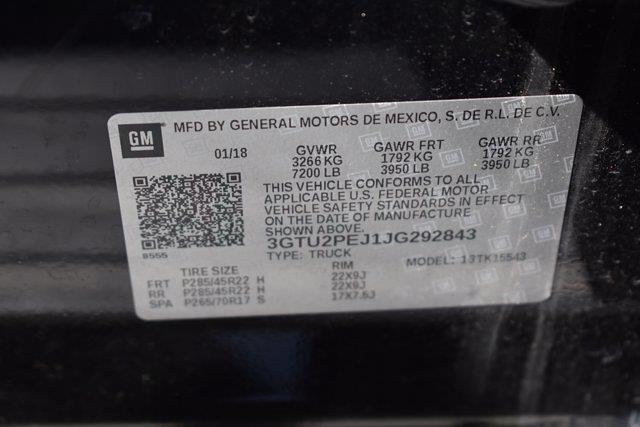 2018 GMC Sierra 1500 Crew Cab 4x4, Pickup #P92843 - photo 39