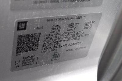 2020 Chevrolet Silverado 1500 Double Cab 4x2, Pickup #X42855 - photo 35