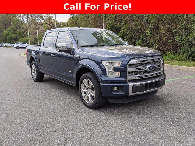 2015 Ford F-150 SuperCrew Cab 4x2, Pickup #XH32443A - photo 1