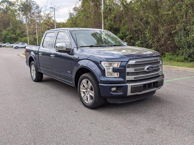 2015 Ford F-150 SuperCrew Cab 4x2, Pickup #XH32443A - photo 3