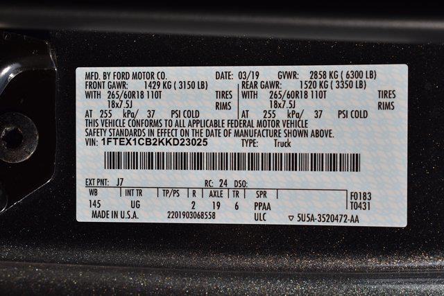 2019 Ford F-150 Super Cab 4x2, Pickup #ZL74139A - photo 38