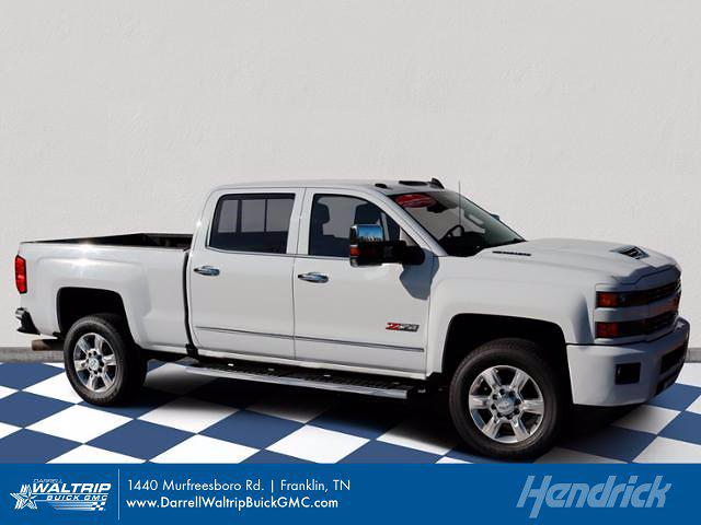 2017 Silverado 2500 Crew Cab 4x4,  Pickup #167582 - photo 1