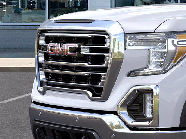 2021 GMC Sierra 1500 Crew Cab 4x4, Pickup #M36335 - photo 11