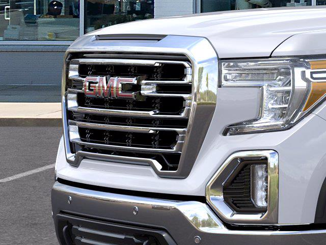 2021 GMC Sierra 1500 Crew Cab 4x4, Pickup #305535 - photo 11
