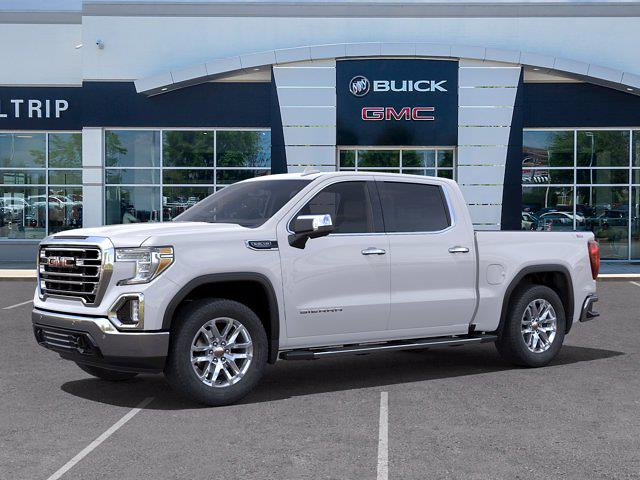 2021 GMC Sierra 1500 Crew Cab 4x4, Pickup #305535 - photo 3
