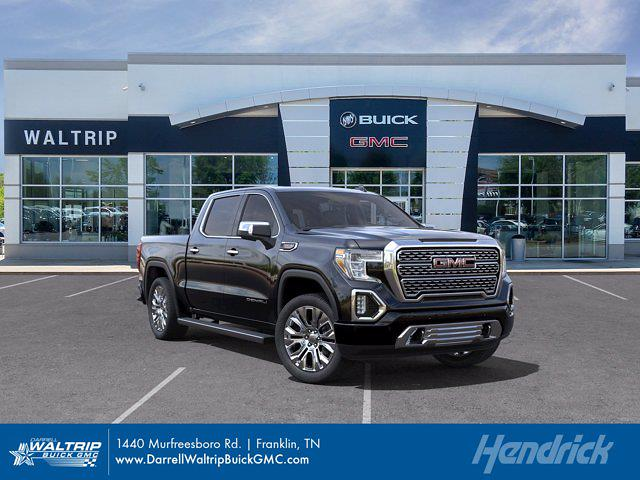 2021 GMC Sierra 1500 Crew Cab 4x4, Pickup #M11919 - photo 1