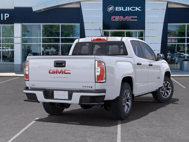 2021 GMC Canyon Crew Cab 4x4, Pickup #DM12577 - photo 1