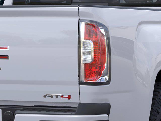 2021 GMC Canyon Crew Cab 4x4, Pickup #DM12577 - photo 9