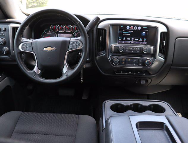 2018 Chevrolet Silverado 1500 Crew Cab 4x4, Pickup #DM62348G - photo 15
