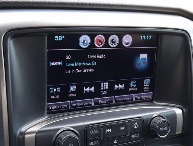 2018 Chevrolet Silverado 1500 Crew Cab 4x4, Pickup #DM62348G - photo 24