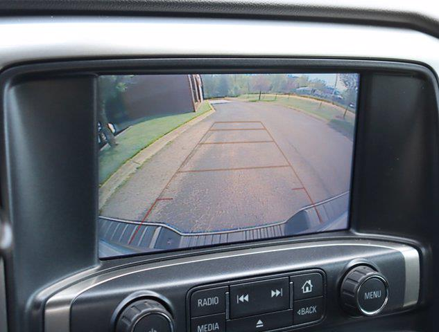 2018 Chevrolet Silverado 1500 Crew Cab 4x4, Pickup #DM62348G - photo 25