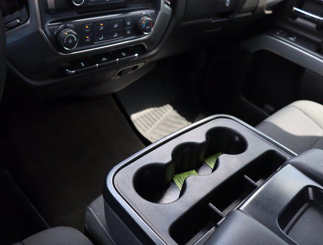 2018 Chevrolet Silverado 1500 Crew Cab 4x4, Pickup #DM62348G - photo 28