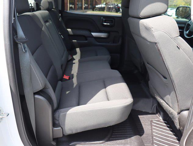 2018 Chevrolet Silverado 1500 Crew Cab 4x4, Pickup #DM62348G - photo 34