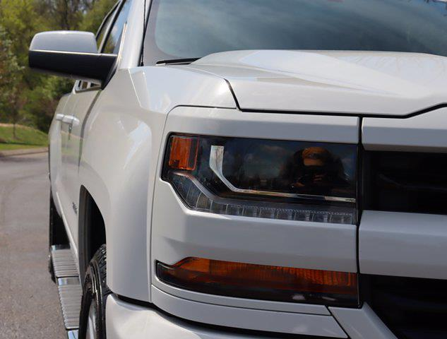 2018 Chevrolet Silverado 1500 Crew Cab 4x4, Pickup #DM62348G - photo 8