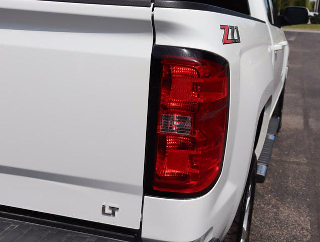 2018 Chevrolet Silverado 1500 Crew Cab 4x4, Pickup #DM62348G - photo 9