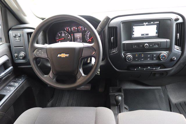2017 Chevrolet Silverado 3500 Crew Cab DRW 4x4, Platform Body #DM62348H - photo 12