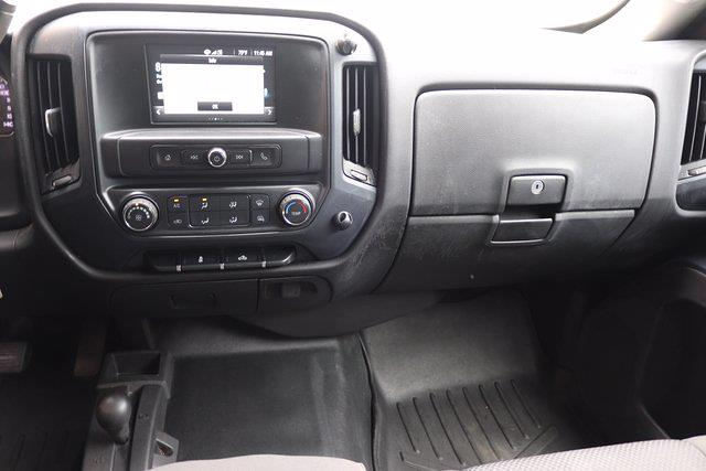 2017 Chevrolet Silverado 3500 Crew Cab DRW 4x4, Platform Body #DM62348H - photo 13