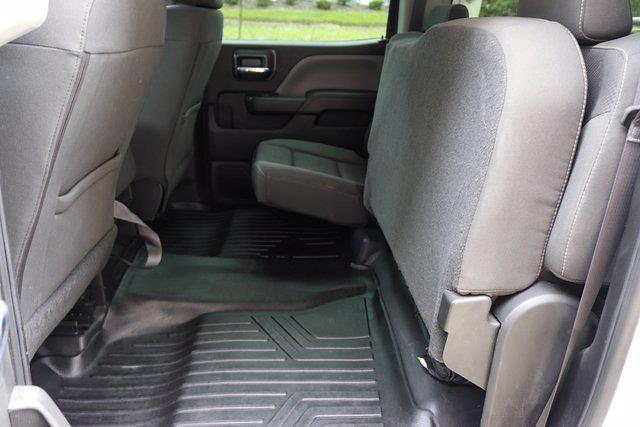 2017 Chevrolet Silverado 3500 Crew Cab DRW 4x4, Platform Body #DM62348H - photo 16