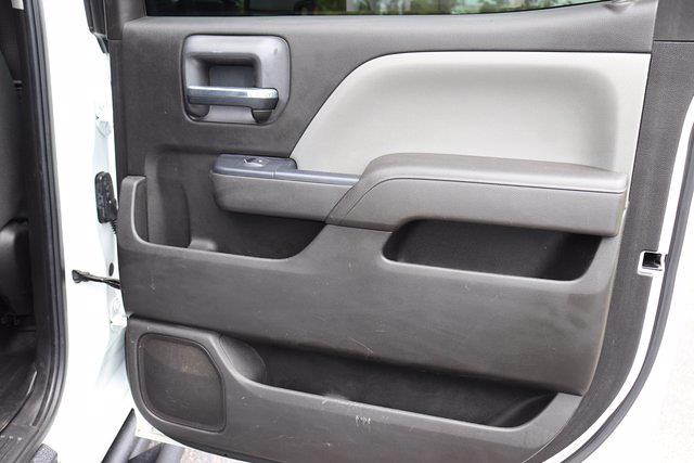 2017 Chevrolet Silverado 3500 Crew Cab DRW 4x4, Platform Body #DM62348H - photo 18