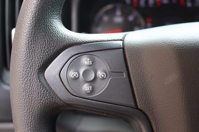 2017 Chevrolet Silverado 3500 Crew Cab DRW 4x4, Platform Body #DM62348H - photo 27