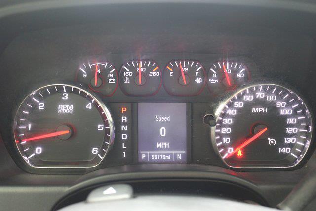 2017 Chevrolet Silverado 3500 Crew Cab DRW 4x4, Platform Body #DM62348H - photo 30