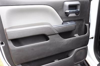 2017 Chevrolet Silverado 3500 Crew Cab DRW 4x4, Platform Body #DM62348H - photo 17