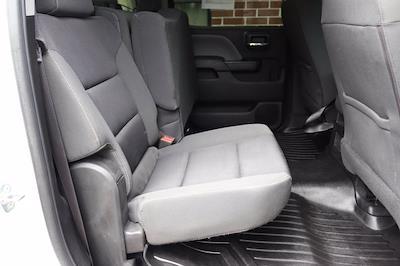 2017 Chevrolet Silverado 3500 Crew Cab DRW 4x4, Platform Body #DM62348H - photo 19