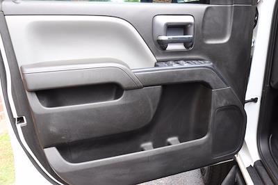 2017 Chevrolet Silverado 3500 Crew Cab DRW 4x4, Platform Body #DM62348H - photo 23