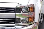 2017 Chevrolet Silverado 3500 Crew Cab DRW 4x4, Platform Body #DM62348H - photo 8