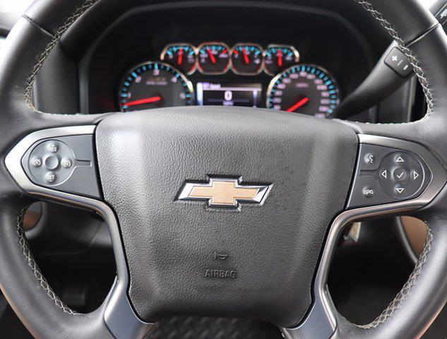 2017 Chevrolet Silverado 1500 Double Cab 4x4, Pickup #M00872G - photo 19