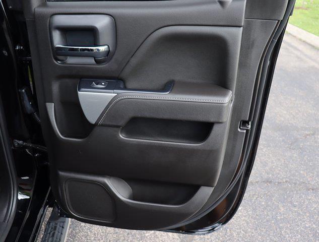 2017 Chevrolet Silverado 1500 Double Cab 4x4, Pickup #M00872G - photo 35