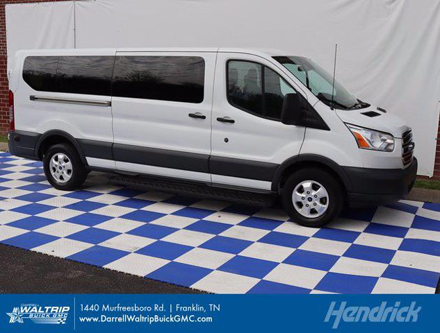 2017 Ford Transit 350 Low Roof 4x2, Passenger Wagon #M04221H - photo 1