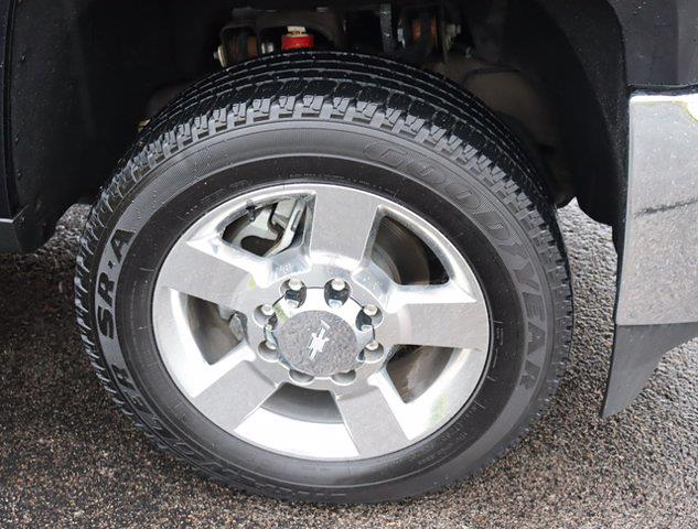 2016 Chevrolet Silverado 2500 Crew Cab 4x4, Pickup #M24151G - photo 12