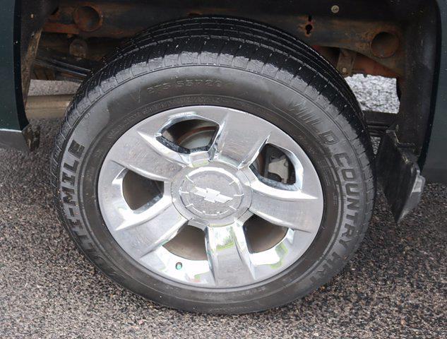 2015 Chevrolet Silverado 1500 Crew Cab 4x4, Pickup #M27588G - photo 10