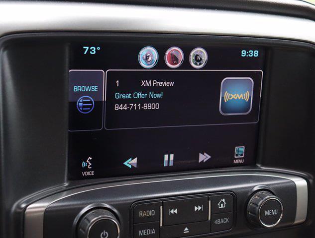 2015 Chevrolet Silverado 1500 Crew Cab 4x4, Pickup #M27588G - photo 24